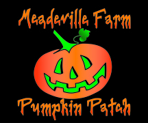 Meadeville Farm Pumpkin Patch Logo